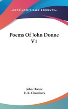 POEMS OF JOHN DONNE V1