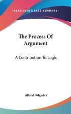 THE PROCESS OF ARGUMENT: A CONTRIBUTION