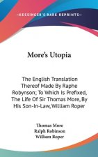 MORE'S UTOPIA: THE ENGLISH TRANSLATION T