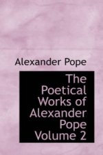 Poetical Works of Alexander Pope Volume 2