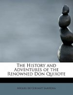 History and Adventures of the Renowned Don Quixote