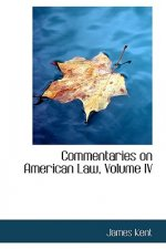 Commentaries on American Law, Volume IV