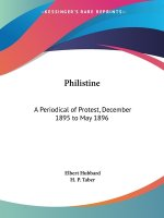 Philistine: A Periodical of Protest Vol. 2 (1895)