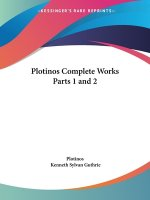 Plotinos Complete Works Vols. I and II (1918)