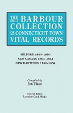 Barbour Collection of Connecticut Town Vital Records. Volume 28