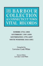 Barbour Collection of Connecticut Town Vital Records. Volume 40