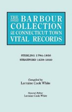 Barbour Collection of Connecticut Town Vital Records. Volume 41