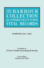 Barbour Collection of Connecticut Town Vital Records. Volume 42