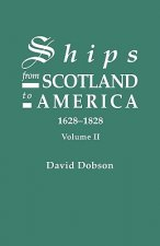 Ships from Scotland to America, 1628-1828