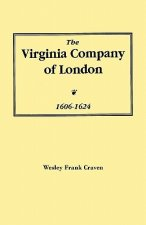 Virginia Company of London, 1606-1624