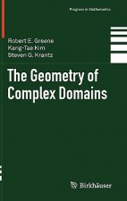 Geometry of Complex Domains