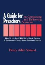Guide for Preachers on Composing and Delivering Sermons