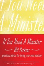 If You Need a Minister