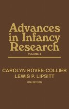 Advances in Infancy Research, Volume 8