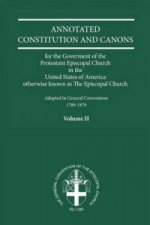 Annotated Constitutions & Canons Volume 2