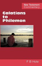 Galatians to Philemon