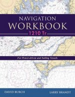 Navigation Workbook 1210 Tr - For Power-Driven and Sailing Vessels
