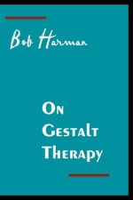 On Gestalt Therapy