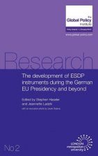 Development of ESDP Instruments During the German EU Presidency and Beyond