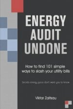 Energy Audit Undone. How to Find 101 Simple Ways to Slash Your Utility Bills.Secrets Energy Gurus Don't Want You to Know.