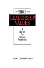 Bible and Leadership Values