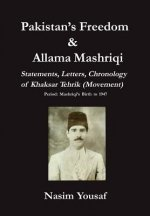 Pakistan's Freedom & Allama Mashriqi; Statements, Letters, Chronology of Khaksar Tehrik (Movement), Period
