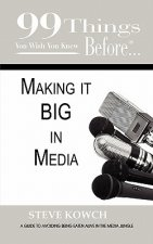 99 Things You Wish You Knew Before Making It BIG In Media