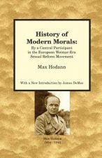 History of Modern Morals