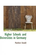 Higher Schools and Universities in Germany