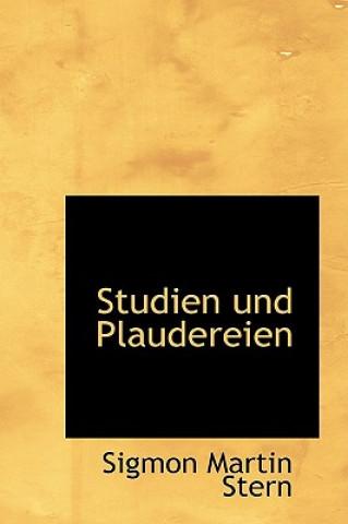Studien Und Plaudereien