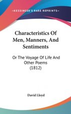 Characteristics Of Men, Manners, And Sentiments