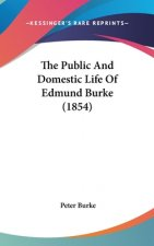 Public And Domestic Life Of Edmund Burke (1854)