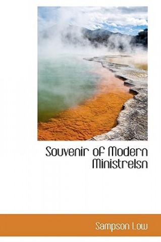 Souvenir of Modern Ministrelsn