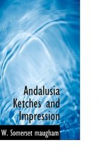 Andalusia Ketches and Impression
