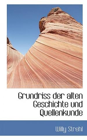 Grundriss Der Alten Geschichte Und Quellenkunde