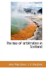 Law of Arbitration in Scotland