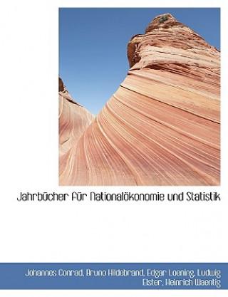 Jahrb Cher Fur National Konomie Und Statistik