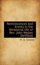 Reminiscences and Events in the Ministerial Life of REV. John Wesley Devilbiss