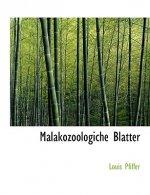 Malakozoologiche Blatter
