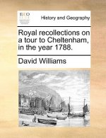 Royal recollections on a tour to Cheltenham, in the year 1788.