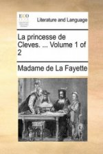 La princesse de Cleves. ...  Volume 1 of 2