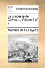 La princesse de Cleves. ...  Volume 2 of 2