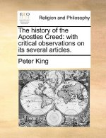 History of the Apostles Creed