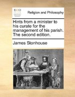Hints from a Minister to His Curate for the Management of His Parish. the Second Edition.