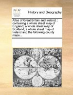 Atlas of Great Britain and Ireland;