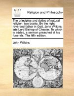 Principles and Duties of Natural Religion
