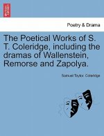 Poetical Works of S. T. Coleridge, Including the Dramas of Wallenstein, Remorse and Zapolya.