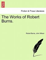 Works of Robert Burns.