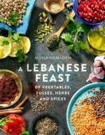 Lebanese Feast of Vegetables, Pulses, Herbs and Spices