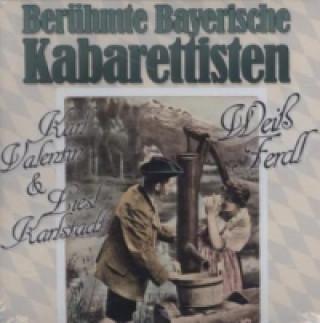Berühmte Bayerische Kabarettistens